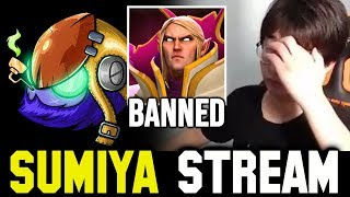Embrace yourself, SUMIYA Cancer TINKER is Coming | Sumiya Invoker Stream Moment #1031