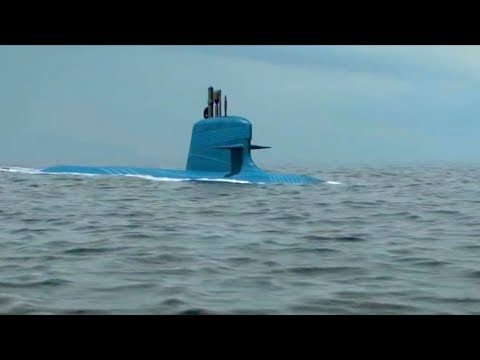 The World Is Shocked By China's Plans To Deploy A Large Unmanned AI Submarine