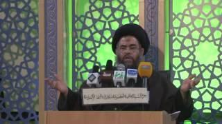 السید عادل العلوي 5 رمضان 1435  تفسیر دعاء مکارم الأخلاق