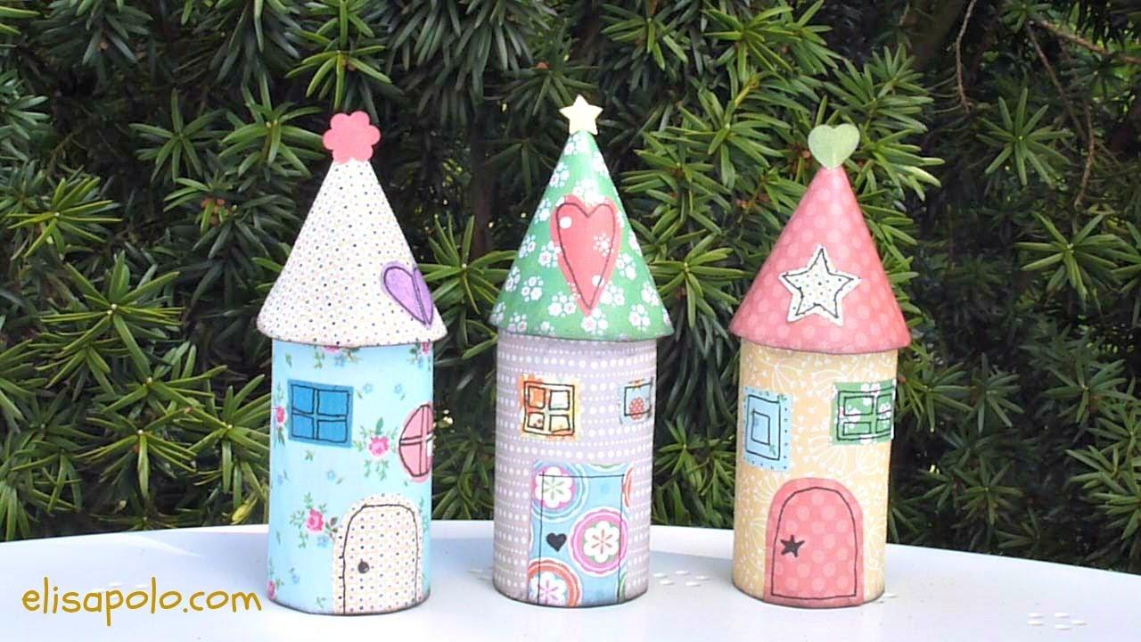 Fairy houses diy