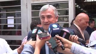 El gobernador destacó el cambio de la matriz energética en Jujuy