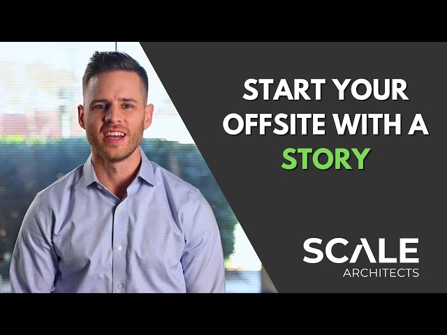 Start your offsite with a story