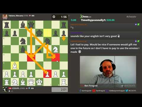 Friday Stream with GM Finegold