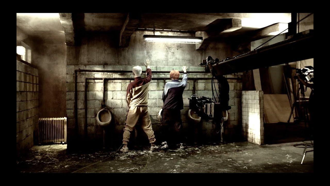 BIGBANG(GD&T.O.P) - '쩔어(ZUTTER)' M/V MAKING