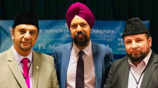 Peace Symposium held in Slough