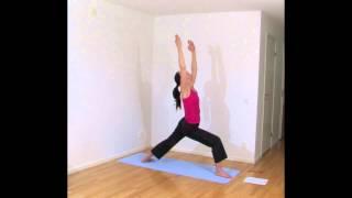 Yoga för alla - Kort enkelt pass (L)