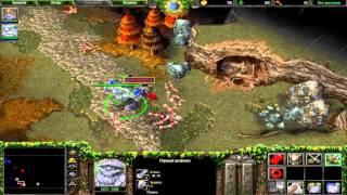 Прохождение Warcraft III Ледяной трон (Frozen Throne) #6:Осколки Альянса