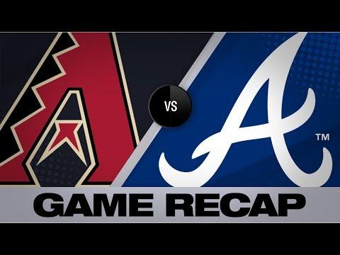 4/16/19: Walker's 9th-inning homer sparks D-backs
