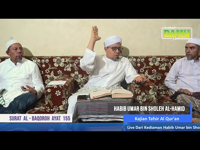 Kajian Tafsir Jalalain 2020-10-31 - Al-Baqoroh 155