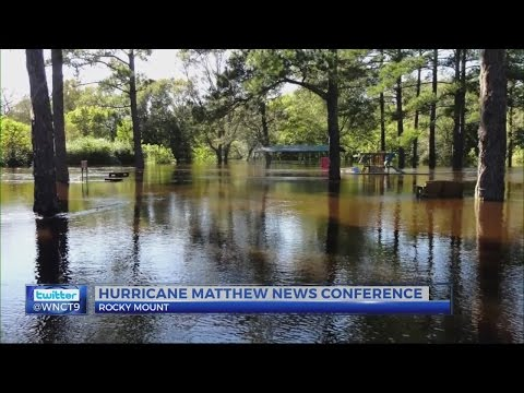 Law makers, residents call on federal government for Matthew aid