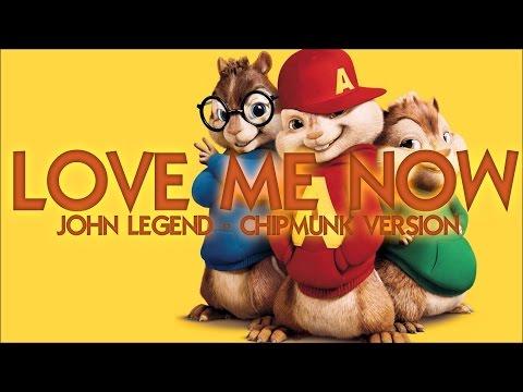 J. Legend - Love me now (Chipmunk Version)