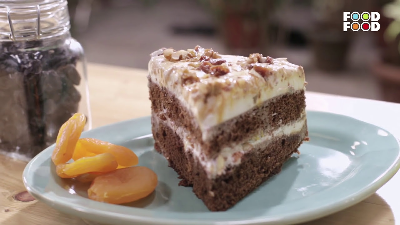 Eggless Sponge Cake Recipe By Sanjeev Kapoor