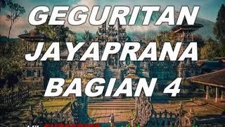Geguritan Jayaprana 4