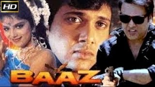 Baaz 1992 - Dramatic Movie | Govinda, Sonam.