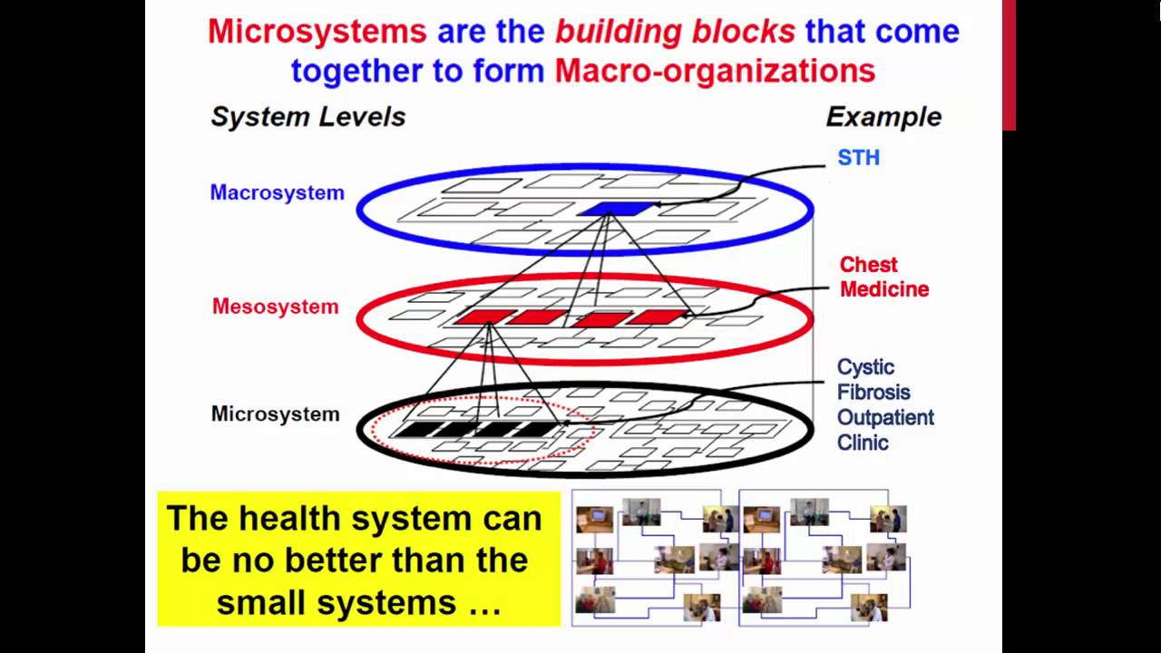 Clinical Microsystems An Overview Youtube