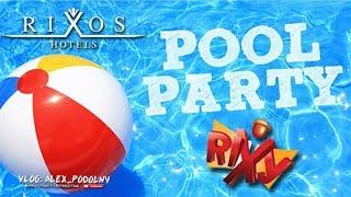 Kids Pool Party in Hotel Rixos Premium Saadiyat Island 5* in Abu Dhabi
