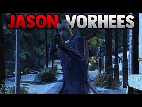 JASON VORHEES KILLS (PART 1) | GTA 5 ROLEPLAY thumbnail