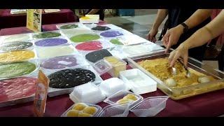 Sarawak Heritage Food Festival, Kuching Travel Event 古晋砂拉越传统美食文化节