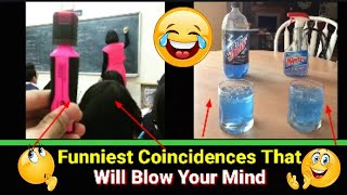 Funniest Coincidences That Will Blow Your Mind