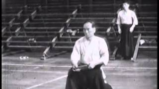Rare Footage  Haga Junichi, Genius Swordsman of Showa Period Kendo