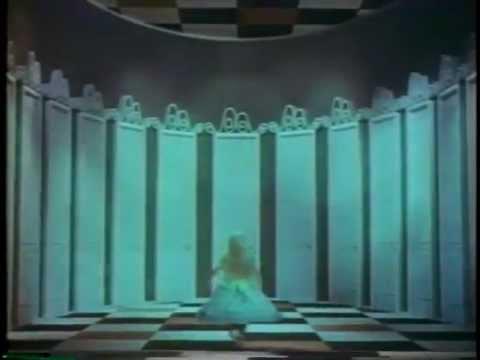 Alice in Wonderland (1949)-The Room of Doors