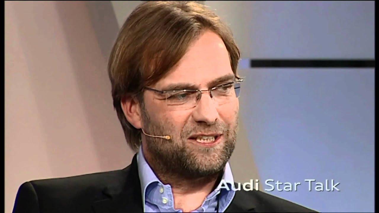 Jürgen Klopp zu Gast im Audi Star Talk (Highlights in HD)
