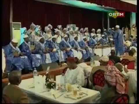 cinquantenaire du Mali(soirée de gala)