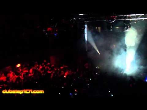 """NERO """"GUILT"""" LIVE DUBSTEP AT REVOLUTION LIVE"""