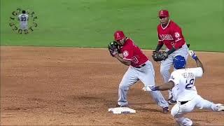 MLB 大聯盟最激烈的滑壘衝突 打架場面