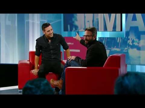Marc Maron on  George Stroumboulopoulos Tonight: INTERVIEW