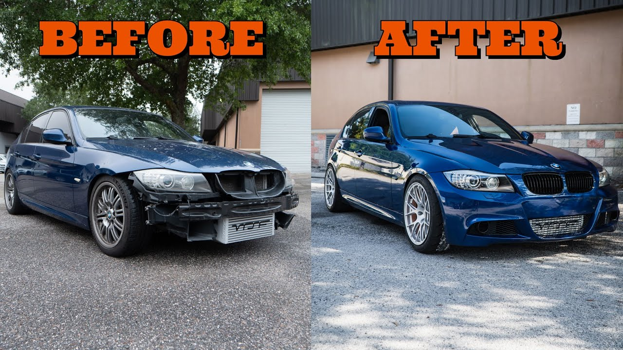 3 CHEAP Mods That Completely Transformed The Exterior Of My BMW 335i *EASY DIY*