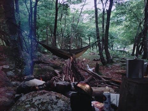 [野生女子]癒しの弾丸ソロキャンプ 前編