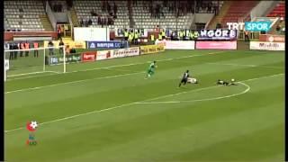 Samsunspor 1-0 Orduspor Özet