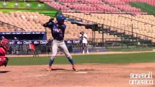 Nestor Heredia, Cubs Shortstop