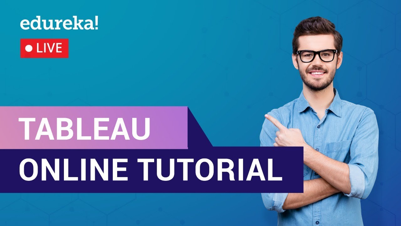 Tableau Online Tutorial   What is Tableau Online   Tableau Training
