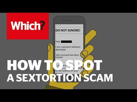 How To Spot A Sextortion Scam