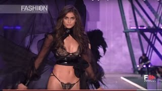 VICTORIA'S SECRET 2016 Fashion SHOW Live in Paris Highlights by Fashion Channel