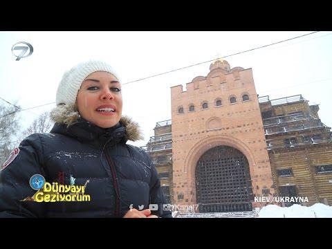 Dünyayı Geziyorum - Kiev - 31 Ocak 2016