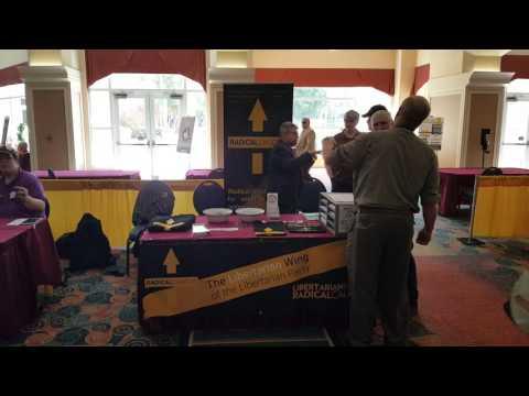 Libertarian Radical Caucus / Darryl W. Perry Tables