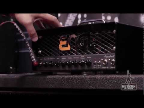 ENGL Ironball - NAMM 2013: Product Showcase - TMNtv