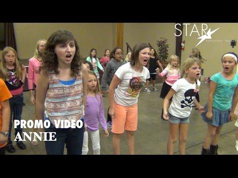 Annie Jr: The Musical Promo Video