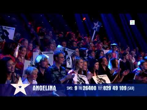 Angelina Jordan sings Summertime/George Gershwinon Norway's got talent(Eng sub in description HD