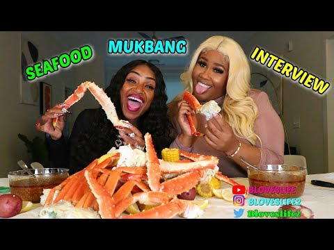 Seafood Boil with Love & Hip Hop Atlanta Akbar V