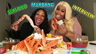 Seafood Boil with Love & Hip Hop Atlanta Akbar V