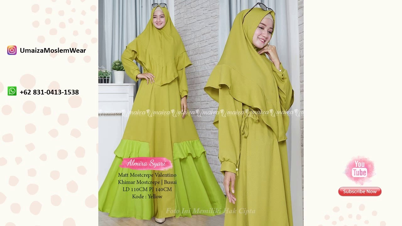 Model Gamis Pesta Couple Modern Wa 62 831 0413 1538 Gamis Brokat
