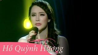 Nụ Hôn Cuối Cùng - Hồ Quỳnh Hương [Live - Tình Khúc Vượt Thời Gian 25-01-2014]