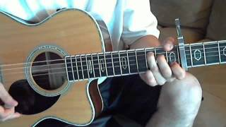 """""""You Belong To Me"""" Guitar Lesson"""