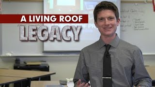 Living Roof Project by McKinney Boyd Engineering Club