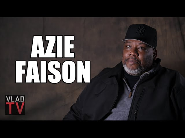 Azie Faison Says Drug Game Has Been Dead Since the 90s, It's Dumb to Get in Now