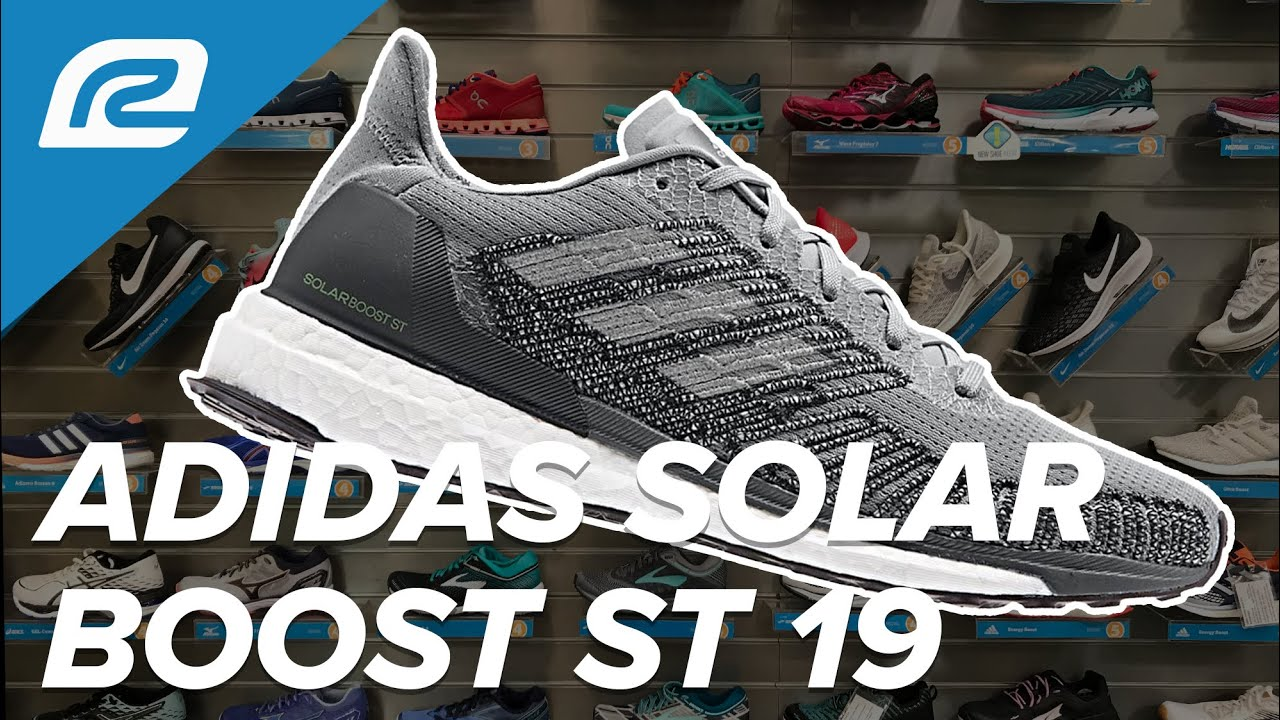 Adidas Solar Boost ST - First Look | Shoe Review